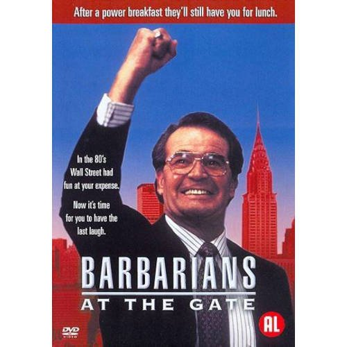Barbarians at the gate (DVD) kopen
