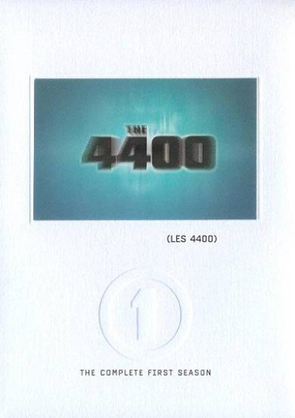 4400 - Seizoen 1 (DVD)