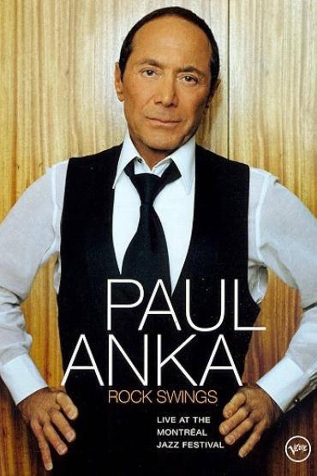 Paul Anka - Rock swings (DVD)