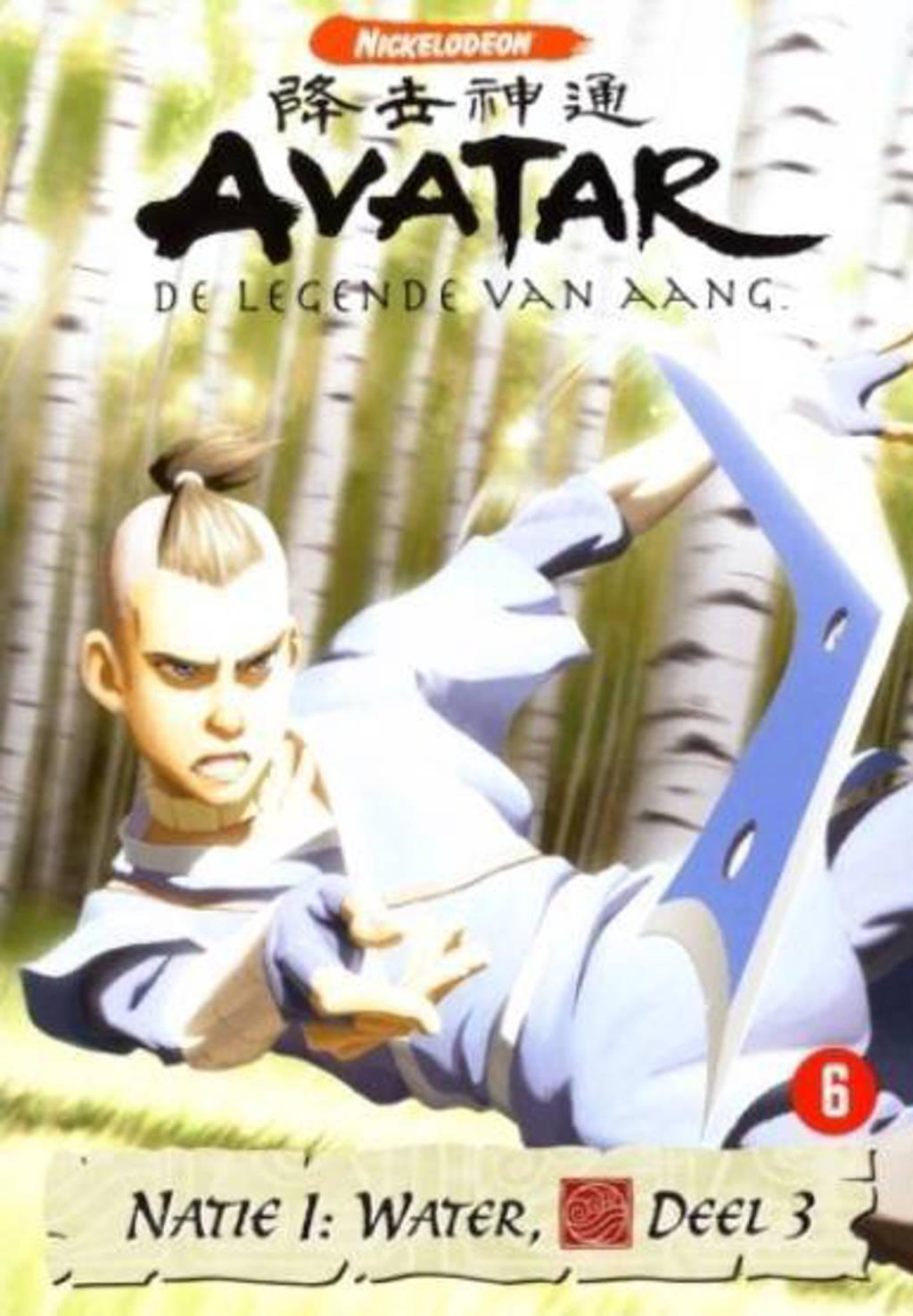 Avatar natie 1 - Water deel 3 (DVD)