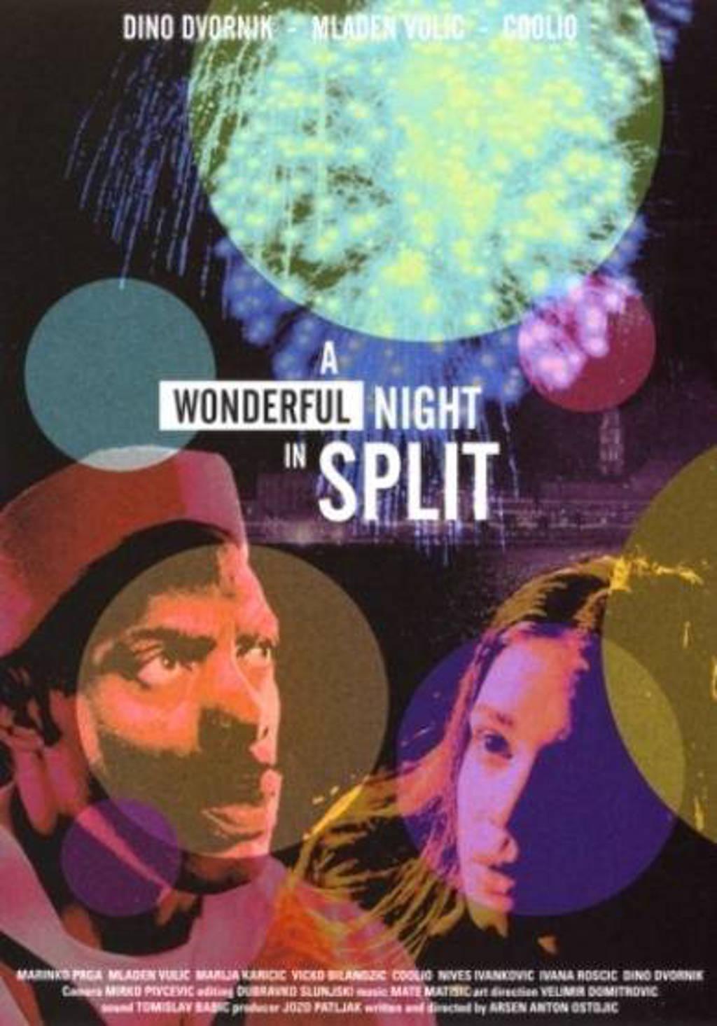Wonderful night in split (DVD)