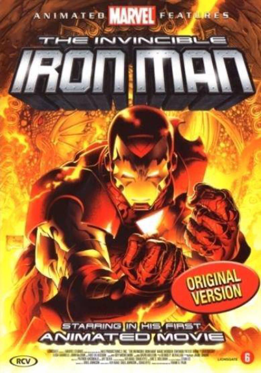 Invincible iron man (DVD)