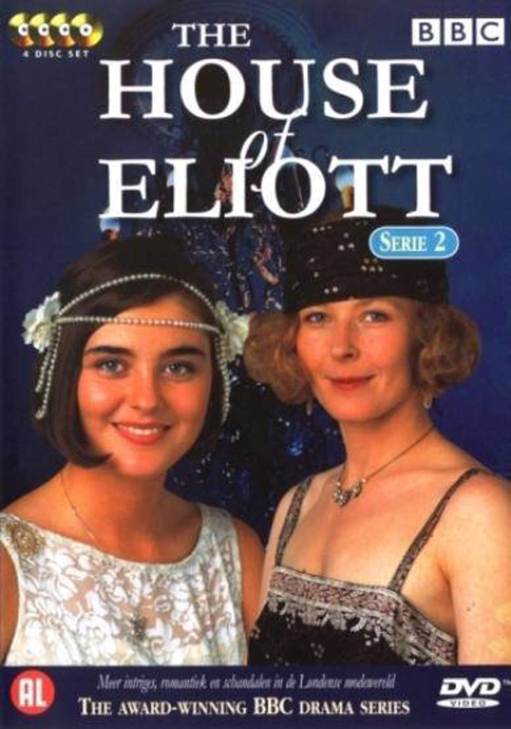 House of Eliott - Seizoen 2 (DVD)