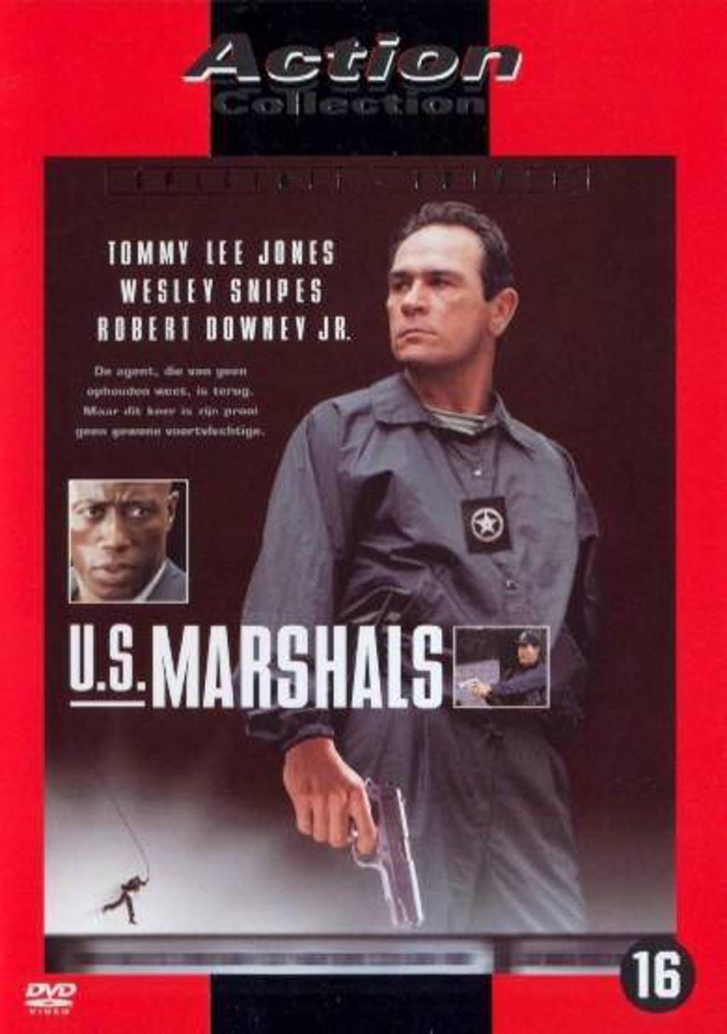 U.S. marshals (DVD)