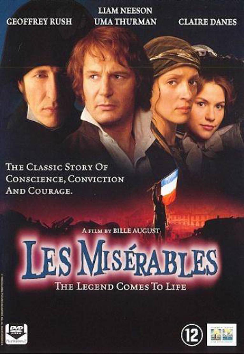 Les miserables (1998) (DVD)