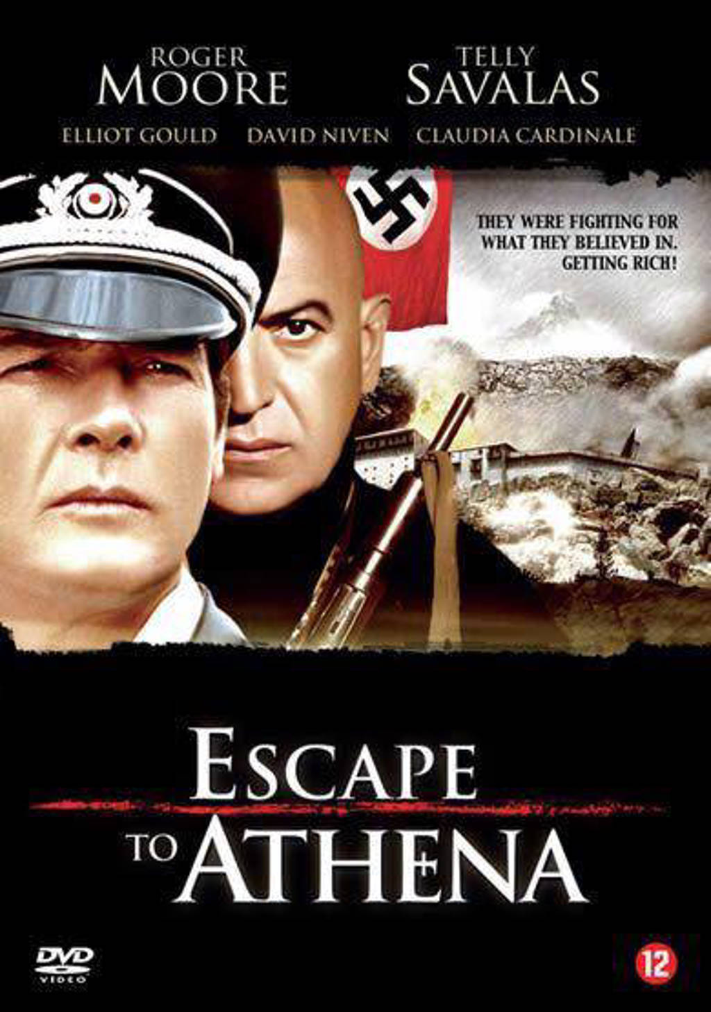 Escape to Athena (DVD)