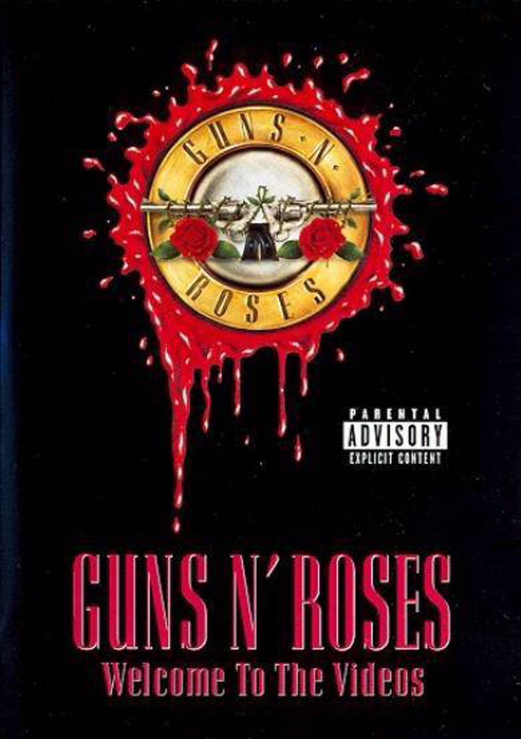 Guns n' Roses - Welcome to the video (DVD)