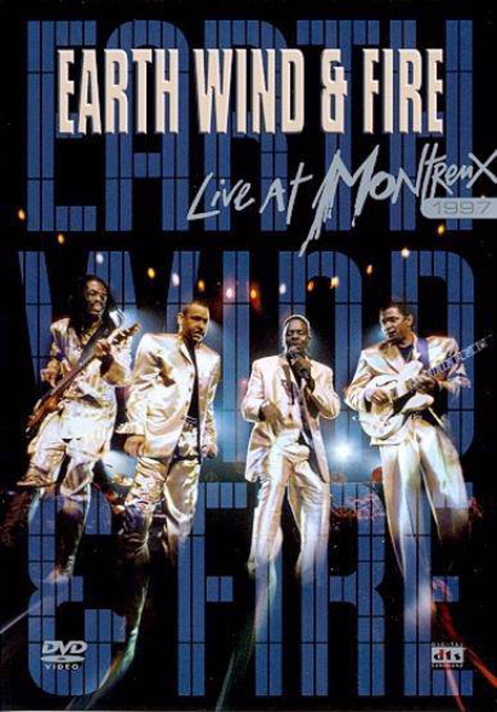 Earth wind & fire - Live Montreux (DVD)