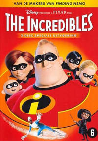 Incredibles  (DVD)