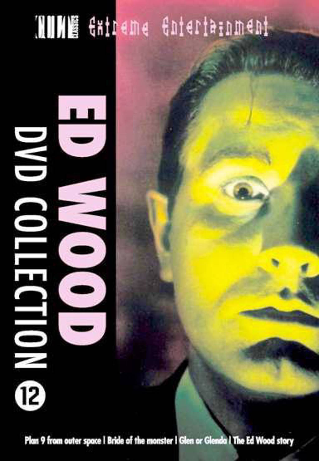 Ed Wood collection  (DVD)