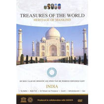Treasures of the world 1 - India (DVD)