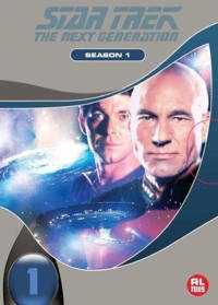 Star trek the next generation - Seizoen 1 (DVD)