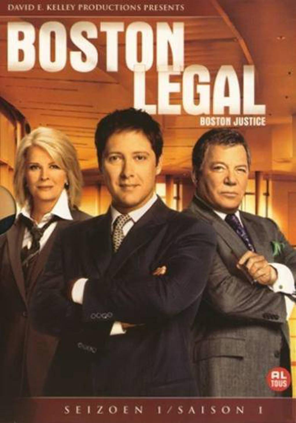 Boston legal - Seizoen 1 (DVD)