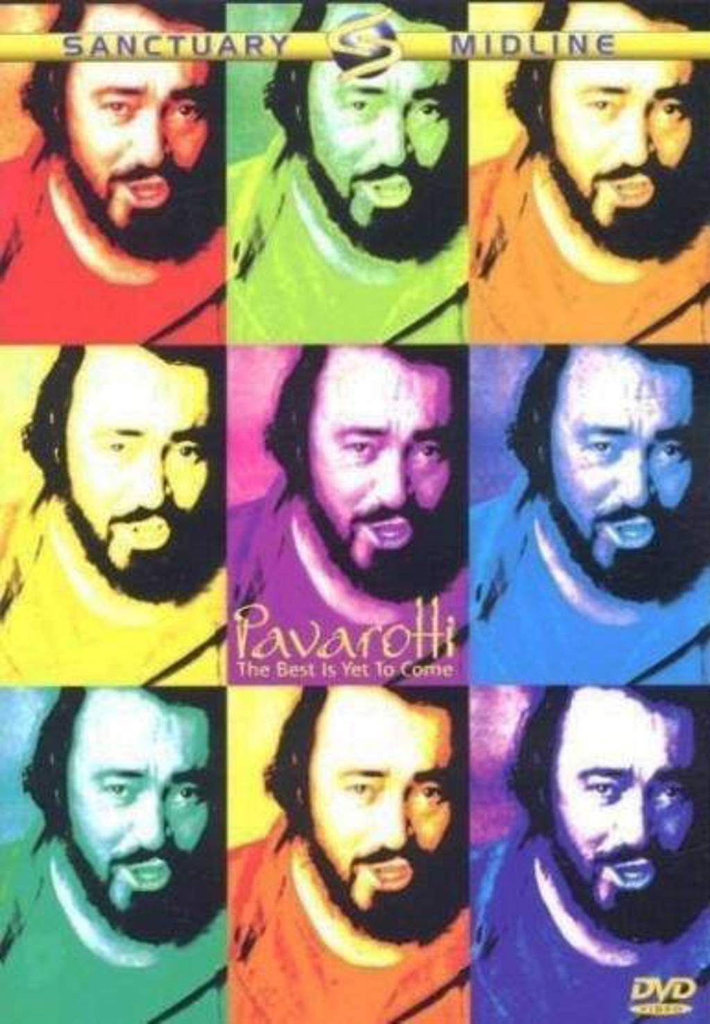 Luciano Pavarotti - Best is yet to come (DVD)