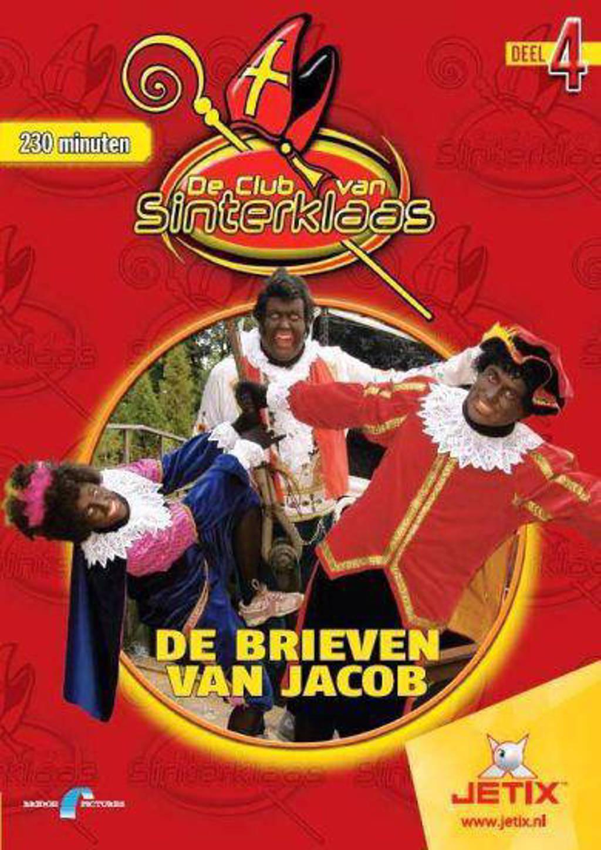 Club van Sinterklaas 4 - De brieven van Jacob (DVD)