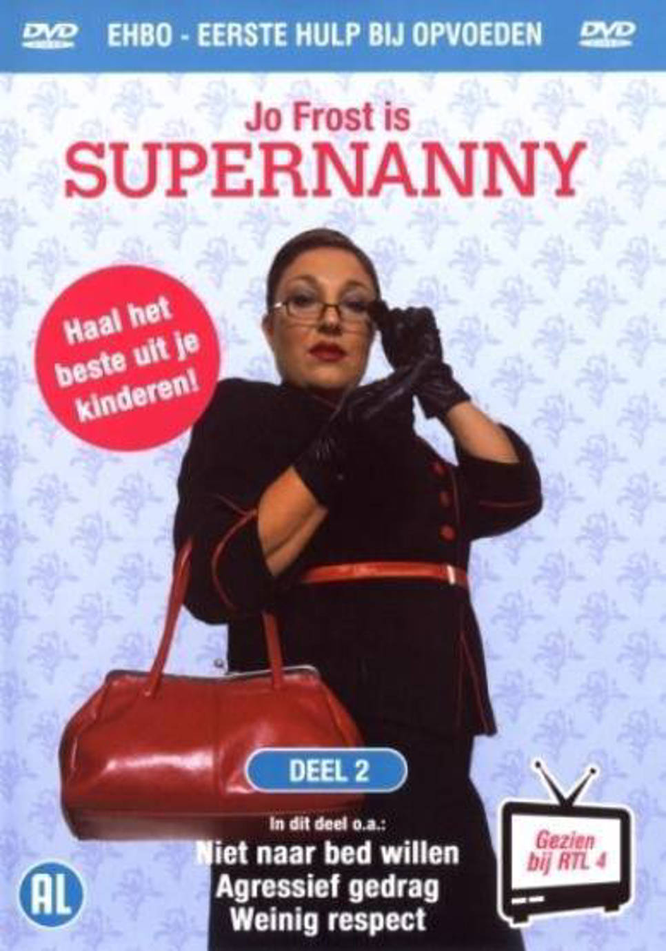 Supernanny Jo Frost - EHBO bij opvoeden 2 (DVD)