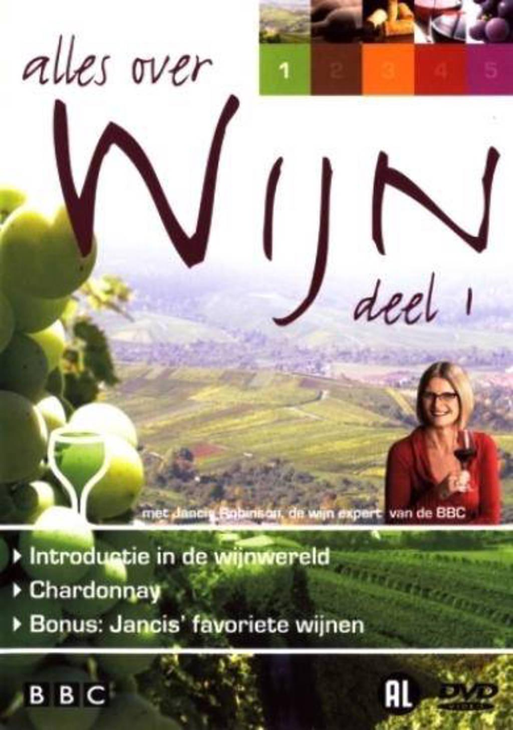 Alles over wijn 1 (DVD)