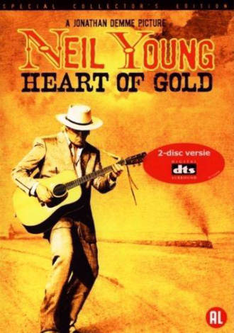 Neil Young - heart of gold (DVD)