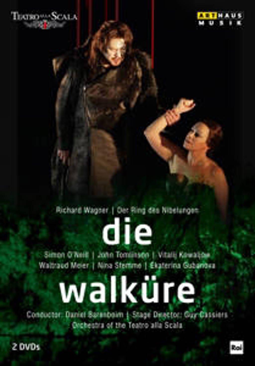 O Neill,Tomlinson,Kowaljow,Meier - Die Walkure, Milaan 2010 (DVD)