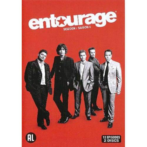 Entourage - Seizoen 4 (DVD) kopen