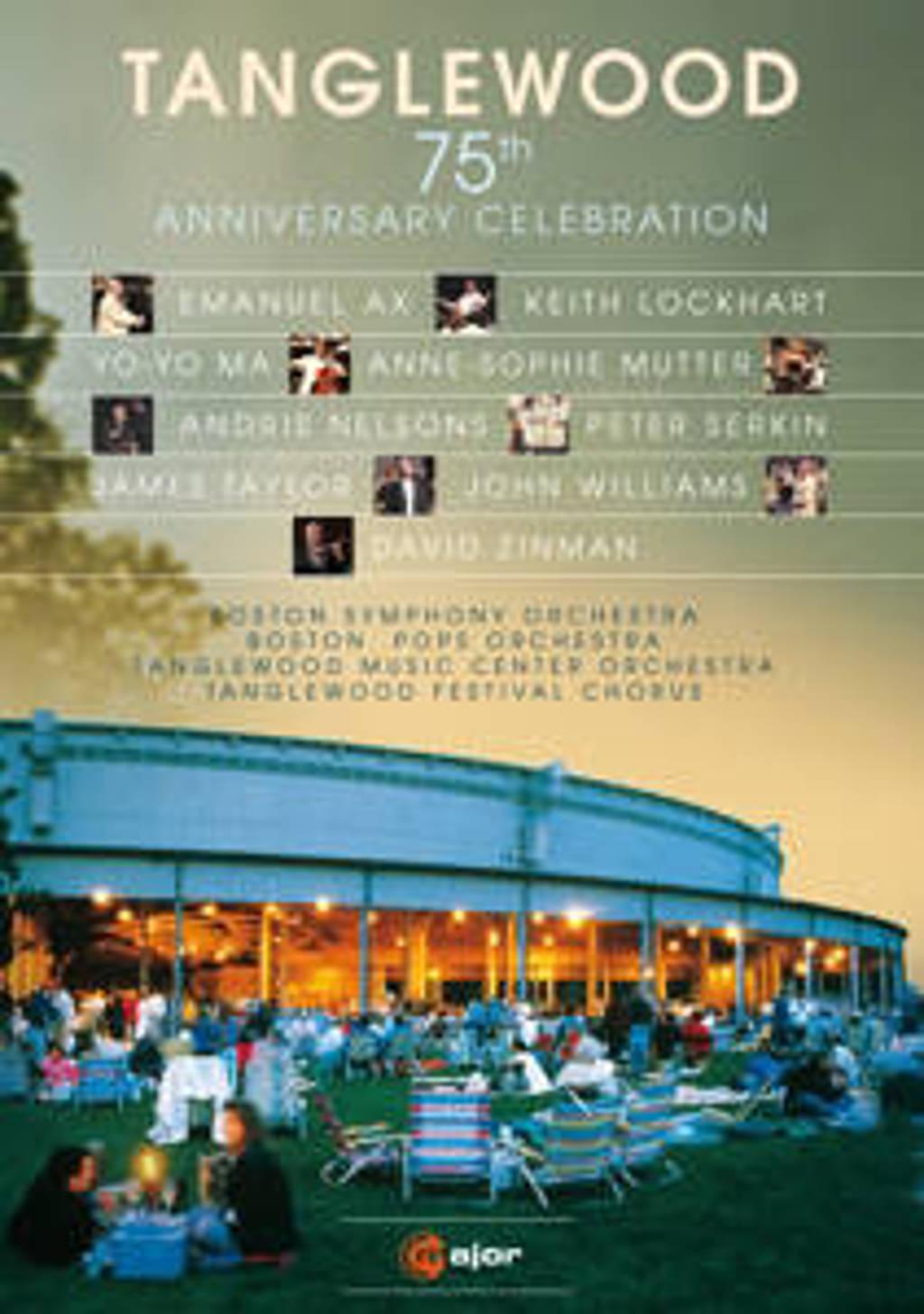 Yo-Yo Ma,Mutter, Taylor - Tanglewood 75th Anniversary (DVD)
