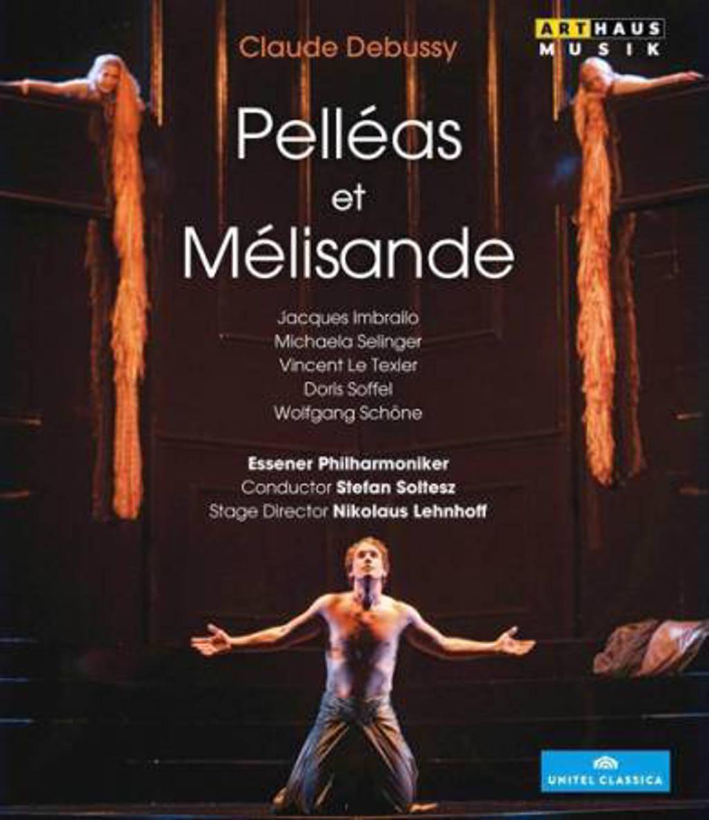 Imbrailo,Selinger,Texier,Soffel - Pelleas Et Melisande, Essen 2012 (Blu-ray)