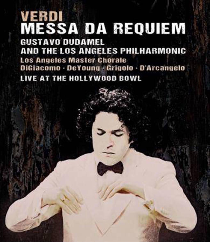 D Arcangelo,Grigolo,Young, Giacomo - Messa Da Requiem, Holywood Bowl 201 (Blu-ray)