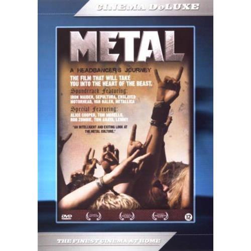 Metal a headbanger's journey (DVD) kopen