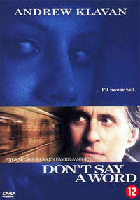 Don't say a word (DVD)