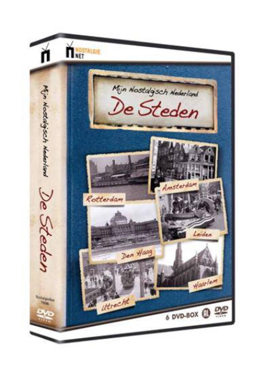 Mijn nostalgisch Nederland - De steden (DVD)