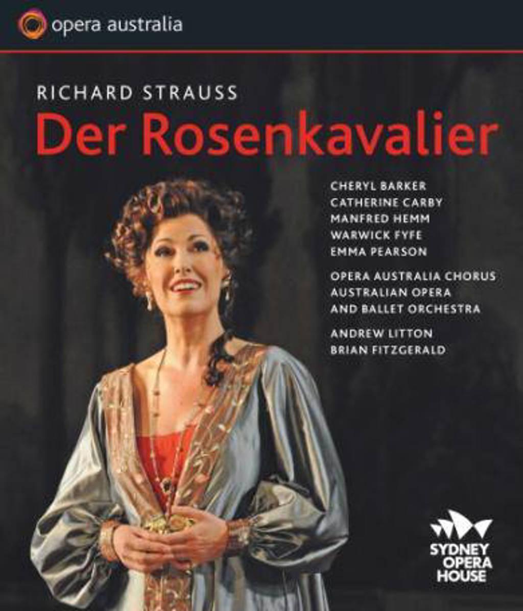 Barker, Carby,Pearson,Hemm - Der Rosenkavalier, Sydney 2011, Br (Blu-ray)