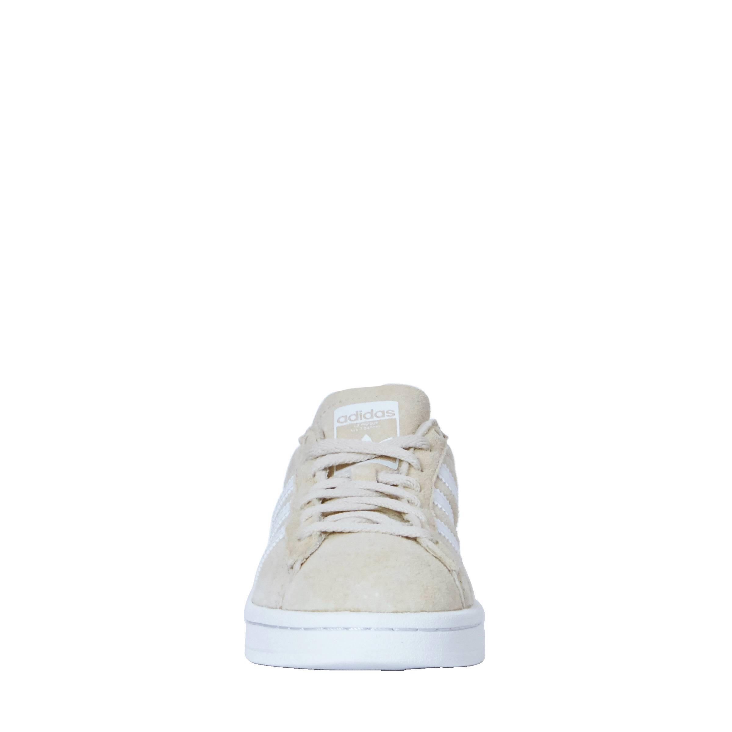 Dames adidas originals Campus W nubuck sneakers | wehkamp