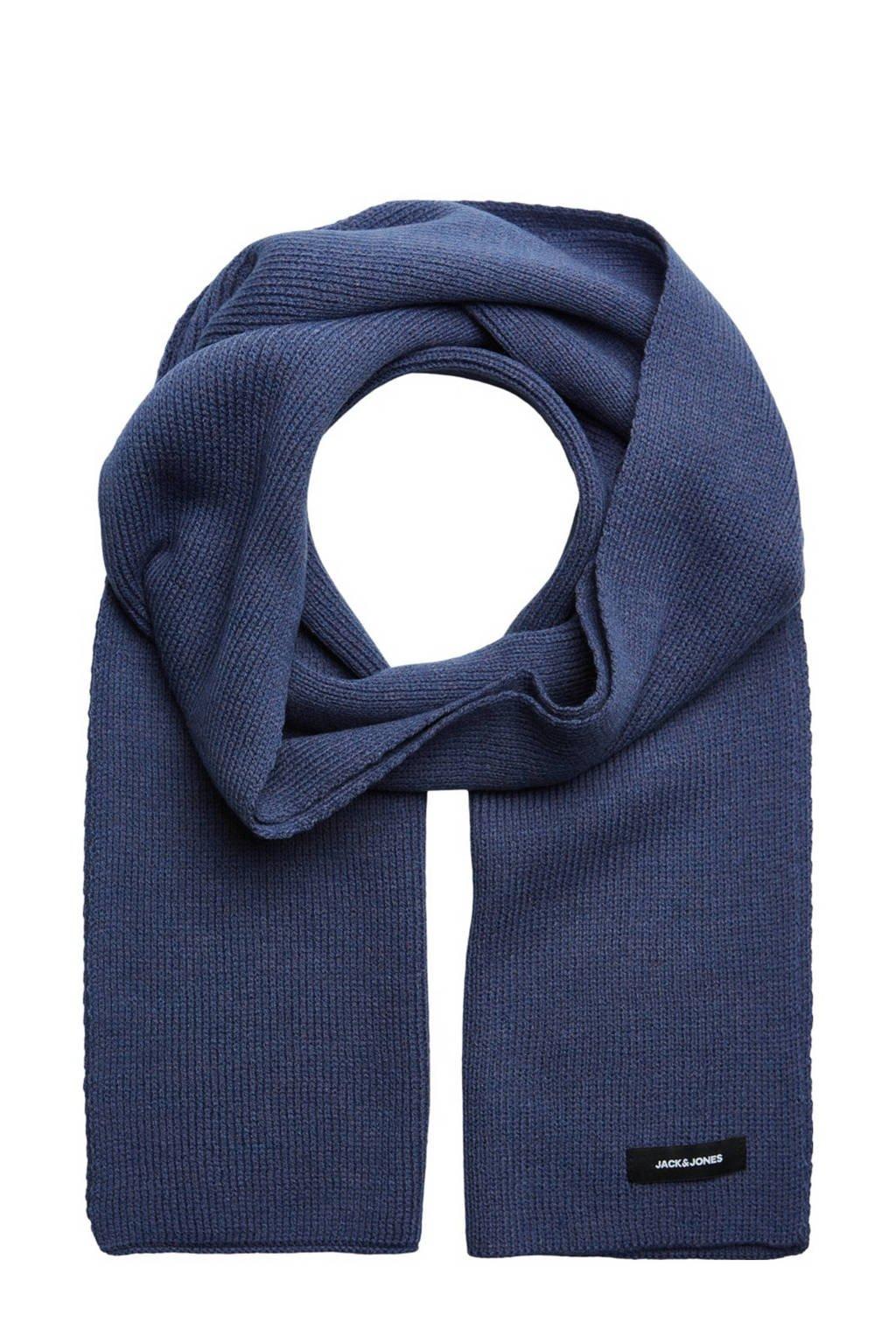JACK & JONES sjaal, Donkerblauw