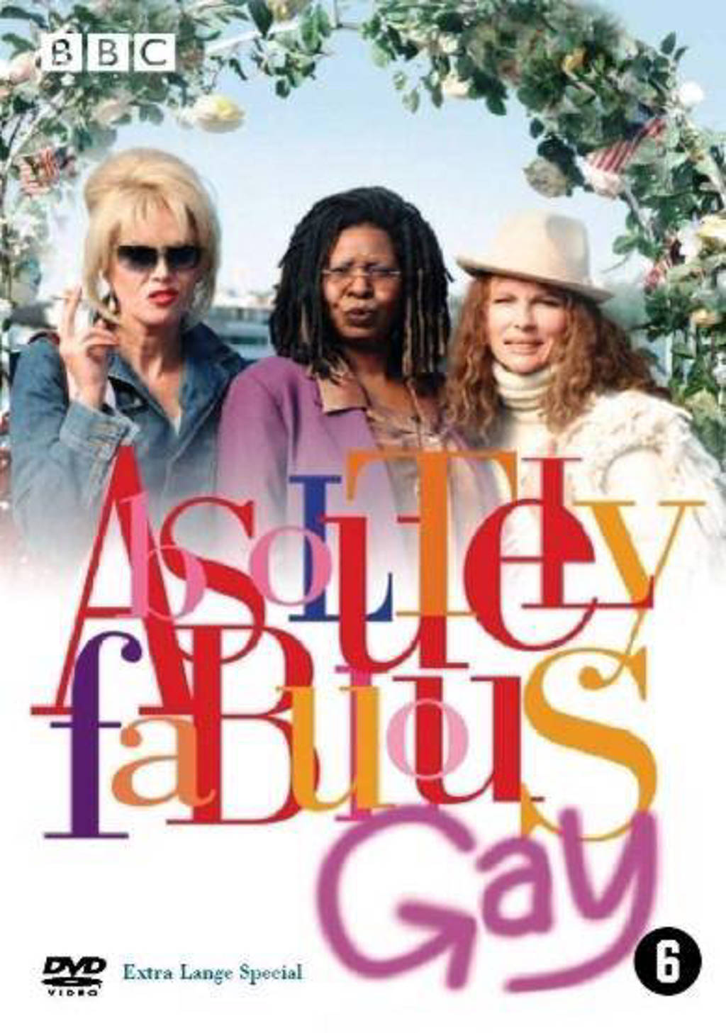 Absolutely fabulous - gay (DVD)