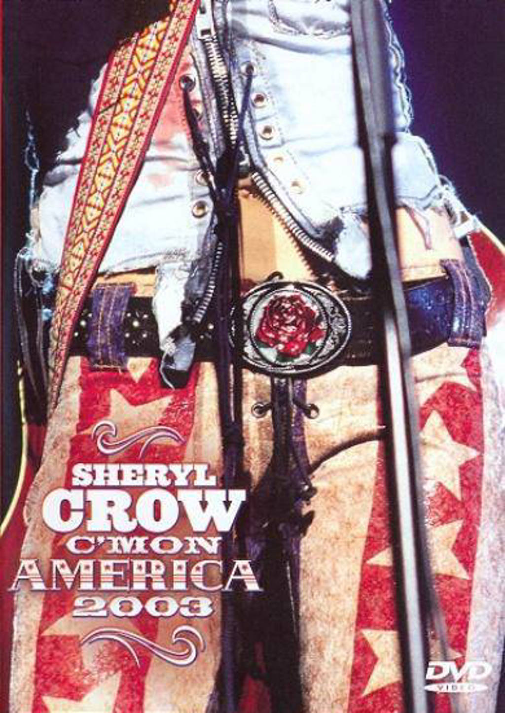 Sheryl Crow - C'mon America 2003 (DVD)