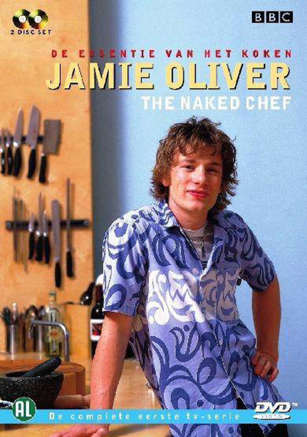 Jamie Oliver Naked Chef 1 Dvd