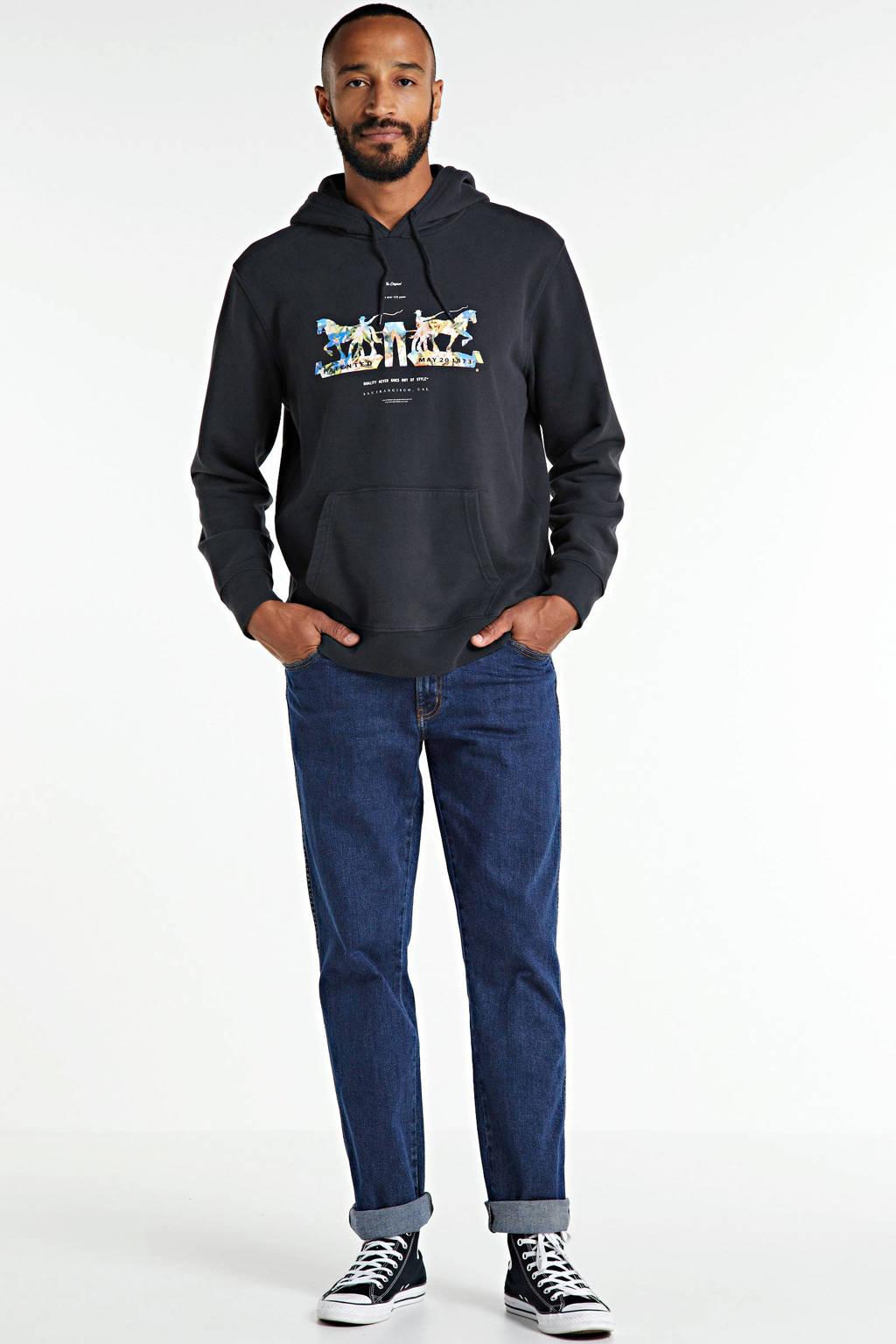 Wrangler  regular Texas regular fit jeans, Dark stonewashed