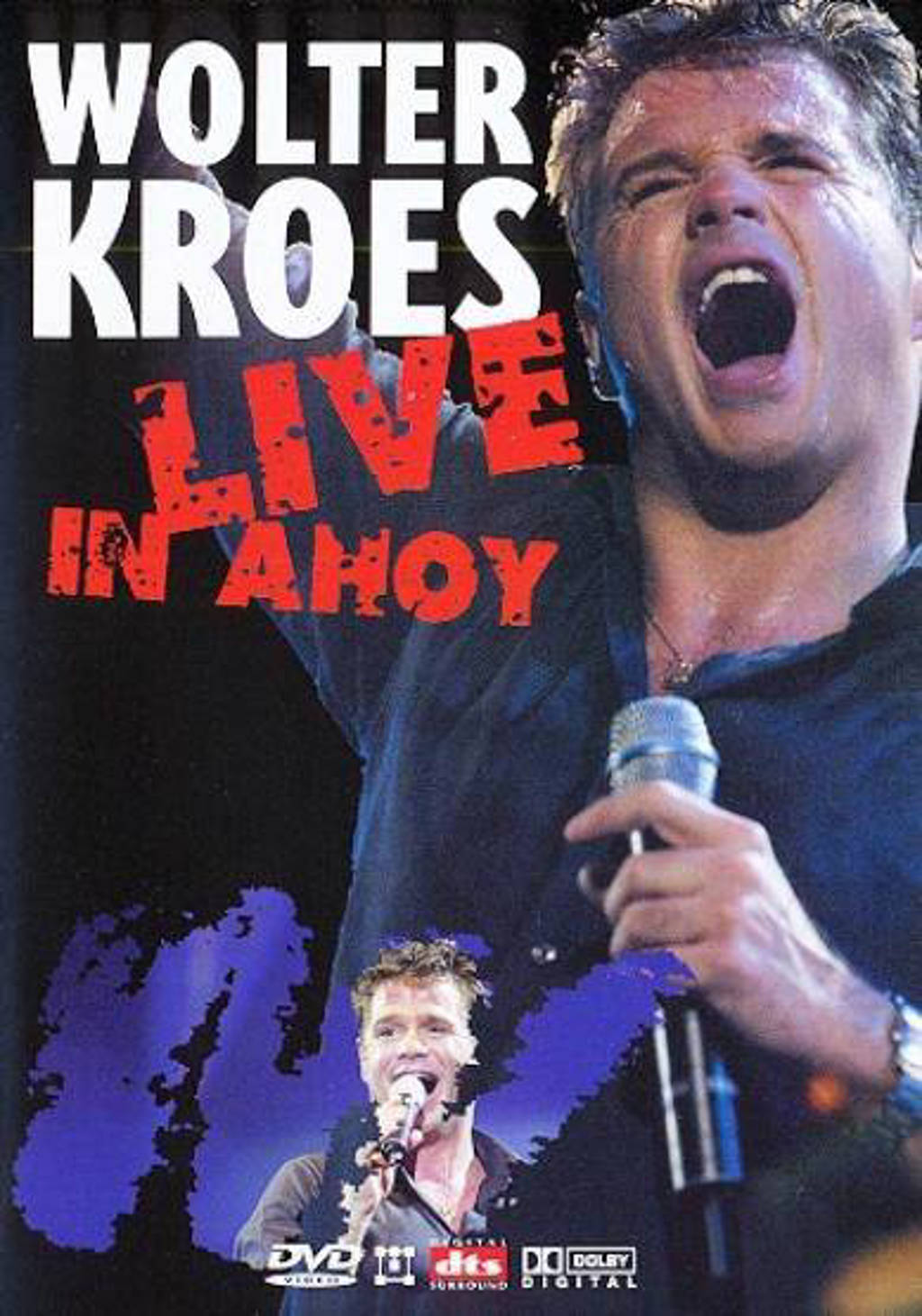 Wolter Kroes - Live in Ahoy (DVD)