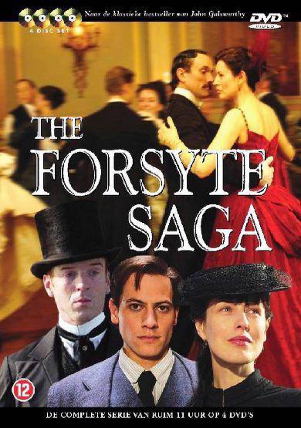 Forsyte saga  (DVD)