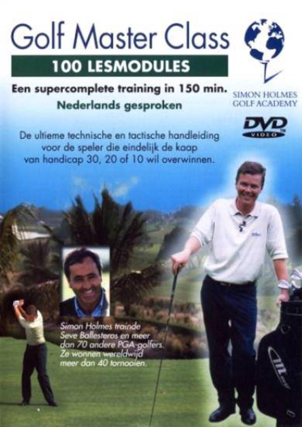Golf master class (DVD)