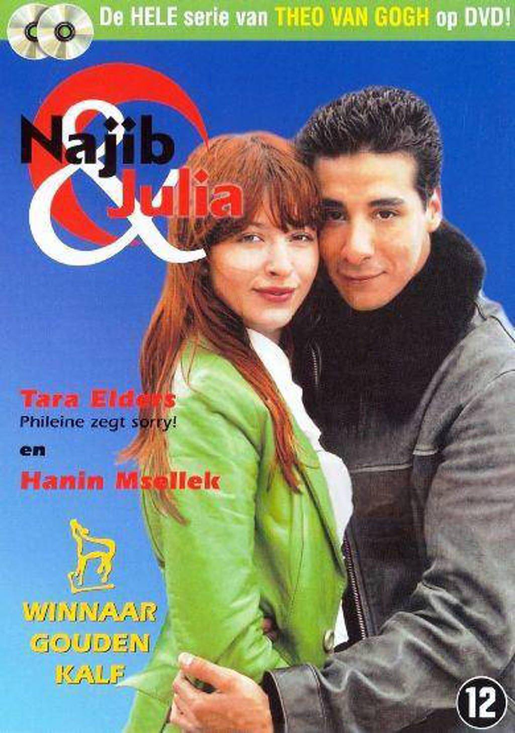 Najib & Julia - Seizoen 1 (DVD)