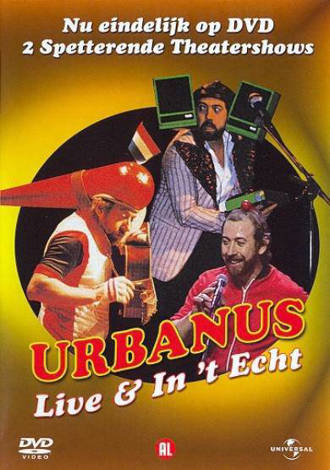 Urbanus-live & in 't echt (DVD)