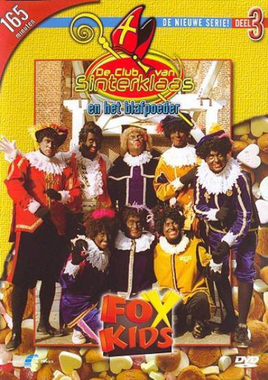 Club van Sinterklaas 3 - En het blafpoeder (DVD)