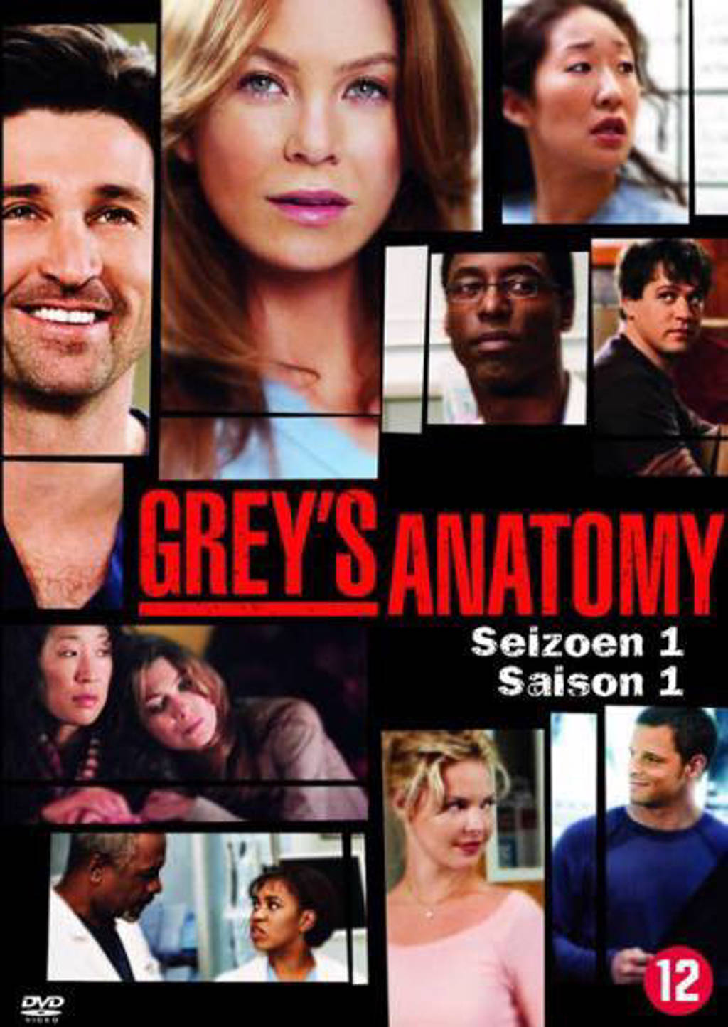 Grey's anatomy - Seizoen 1 (DVD)