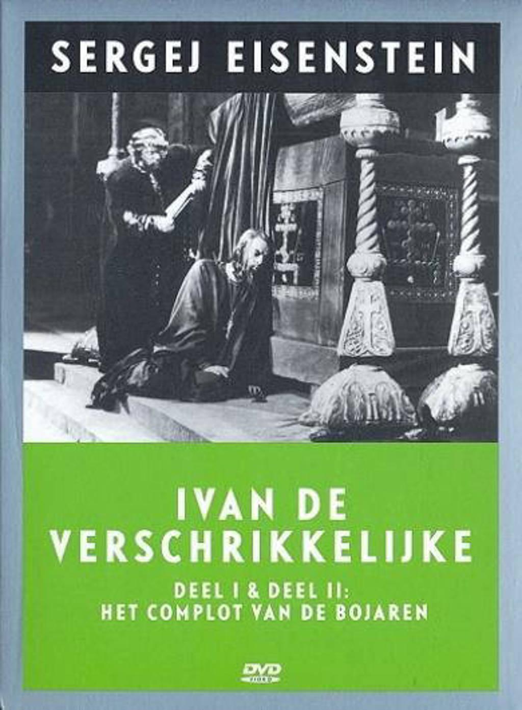 Ivan de verschrikkelijke 1 & 2 (DVD)