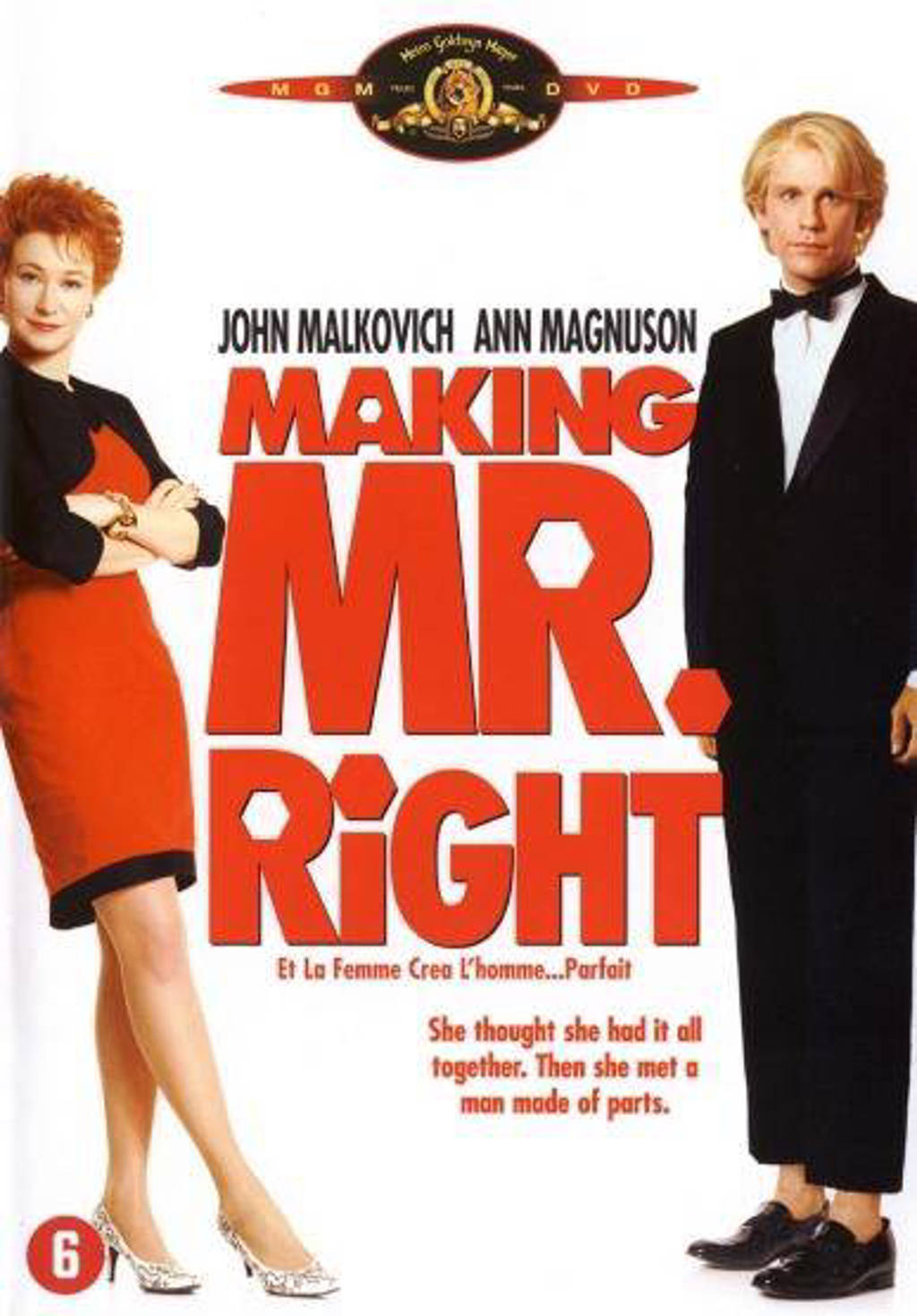 Making mr. Right (DVD)