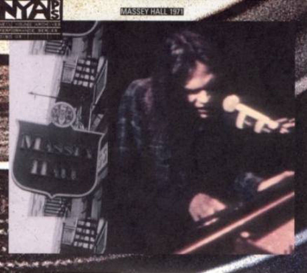 Neil Young - Live at Massey Hall (DVD)