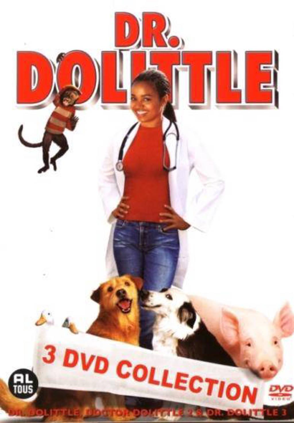 Dr Dolittle trilogy (DVD)