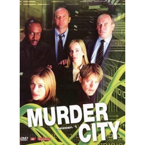 Murder city - Seizoen 1 (DVD) kopen