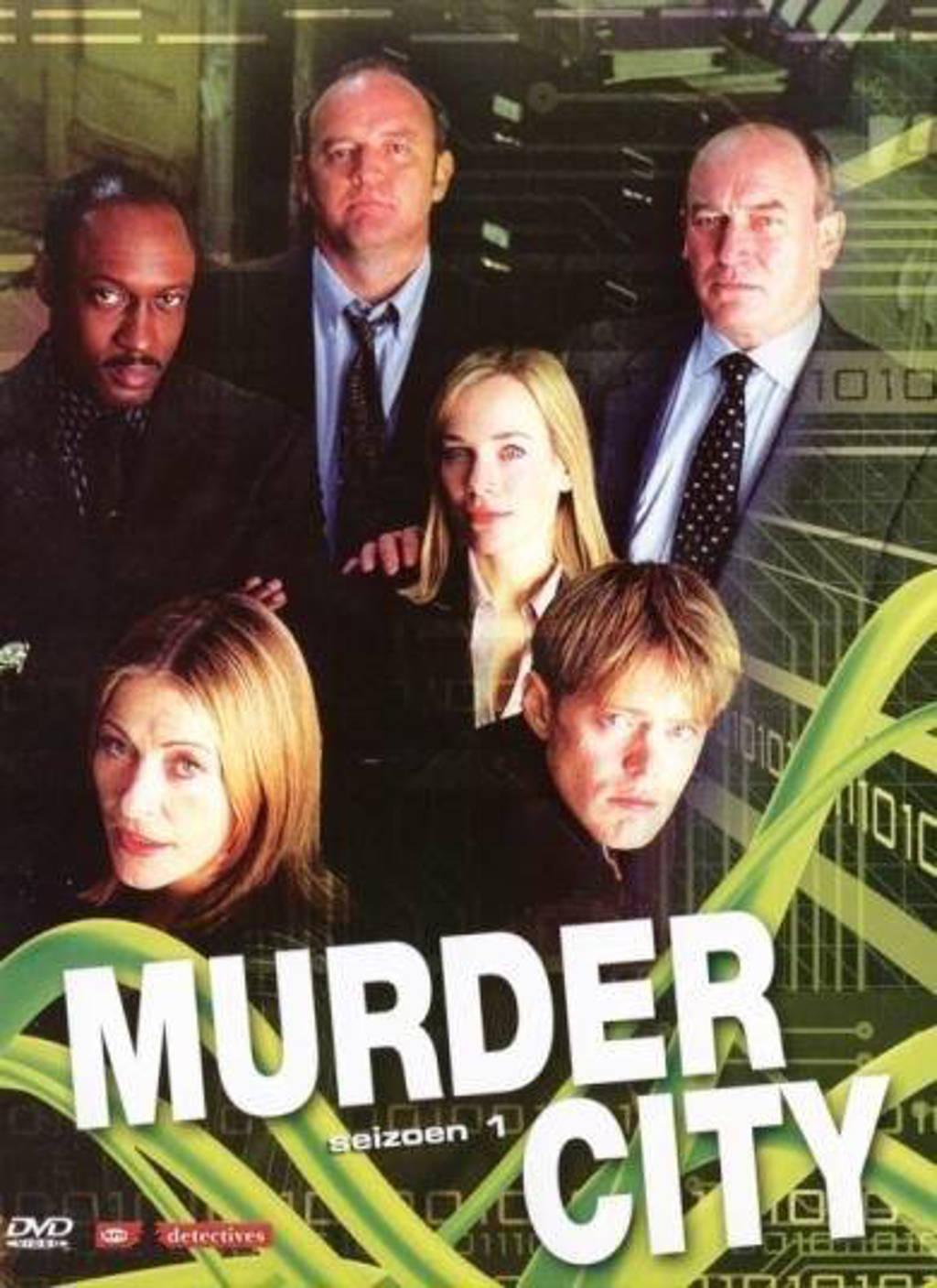Murder city - Seizoen 1 (DVD)